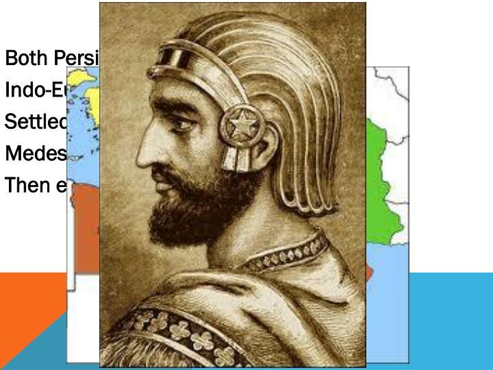 Persia under the
