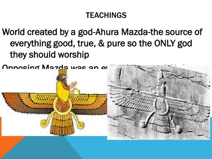 teachings