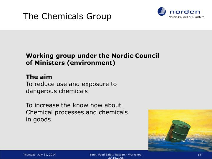The Chemicals Group