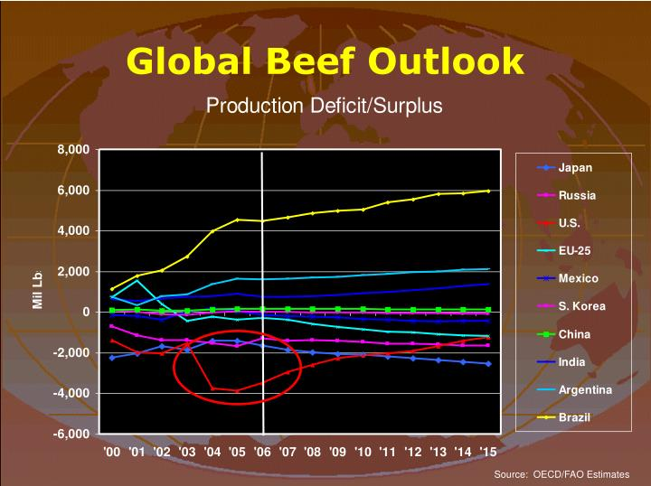 Global Beef Outlook