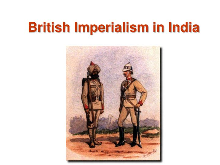 dbq essay imperialism in india Imperialism document-based essay historical context after the industrial revolution occurred, european countries felt the need to expand their land holdings.