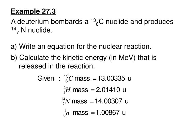 Example 27.3