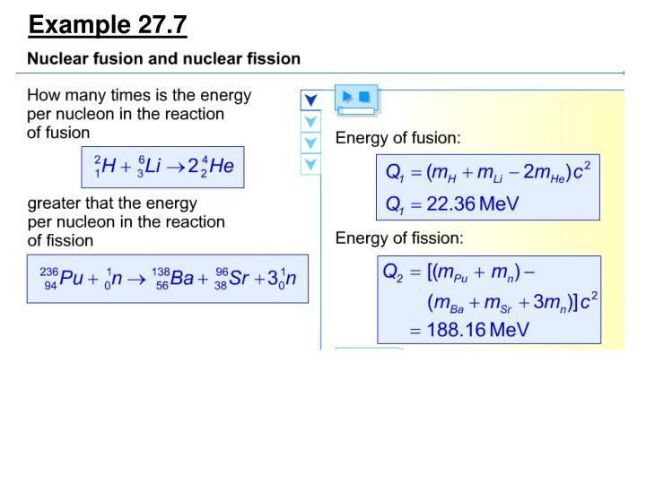 Example 27.7