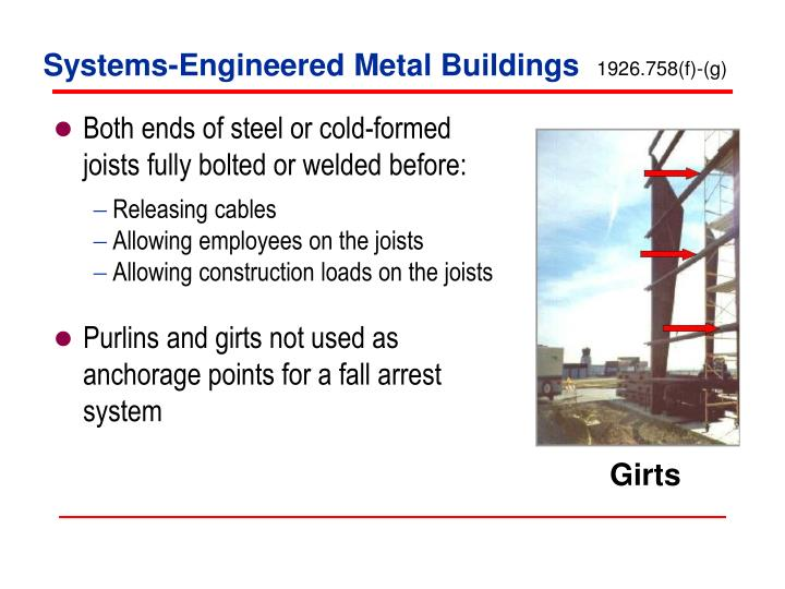 Systems-Engineered Metal Buildings