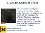 4 making sense of illness