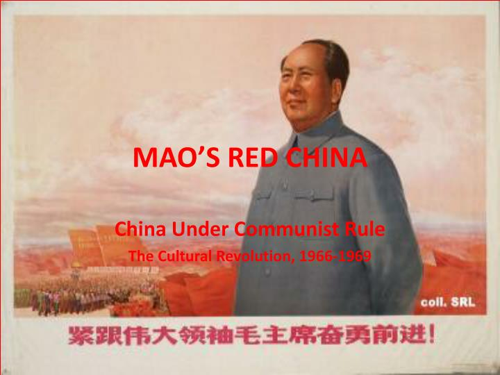 mao s red china n.