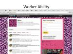 worker ability