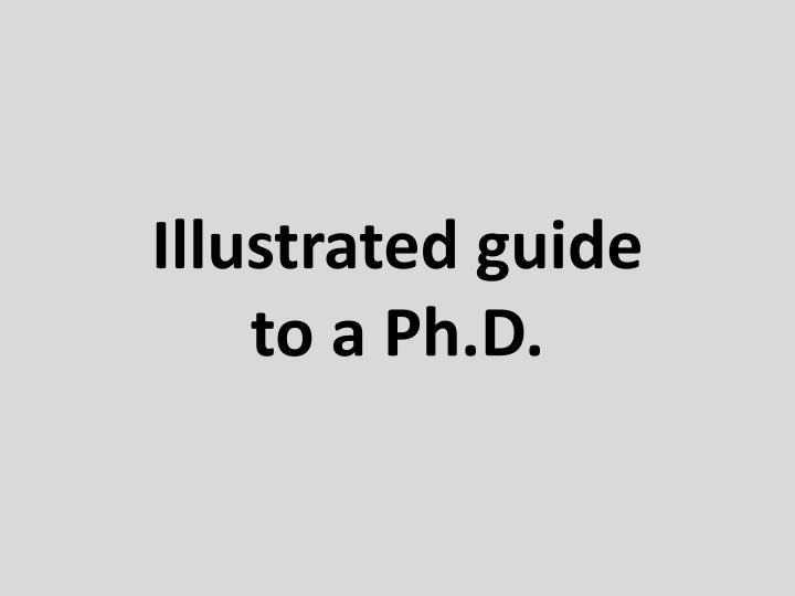 Ppt Illustrated Guide To A Phd Powerpoint Presentation Id2756156