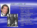 son john jr