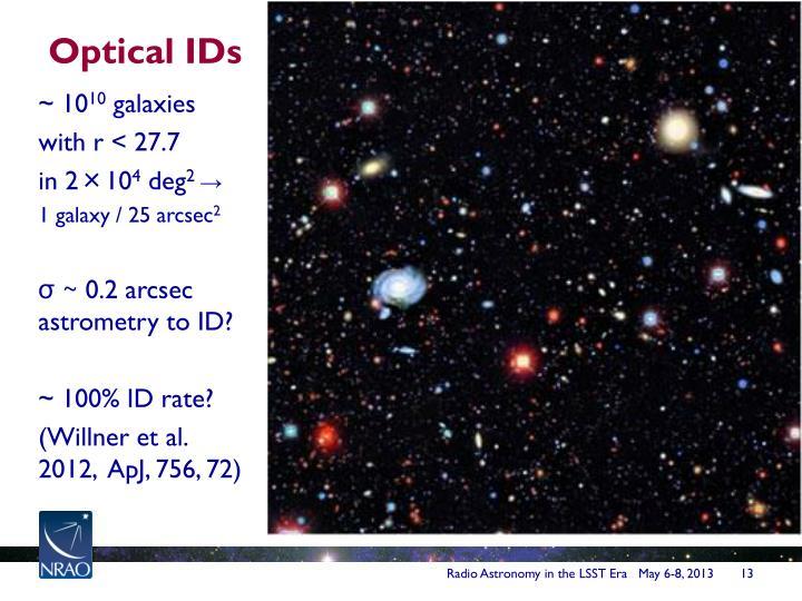 Optical IDs