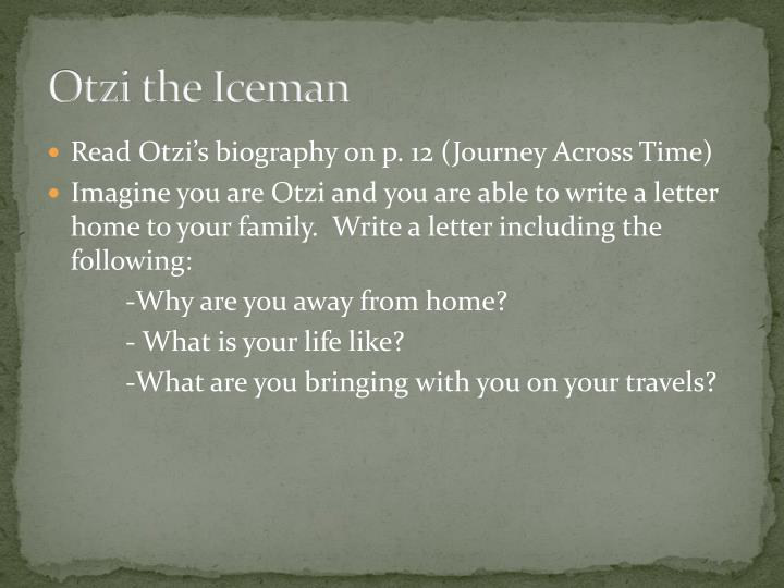 Otzi the iceman1