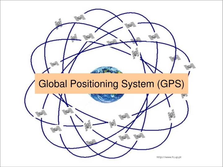 the global positioning system The global positioning system the global positioning system (gps) is a constellation of about 24 artificial satellites  the gps satellites are uniformly distributed in a total of six orbits such that there are four satellites per orbit.