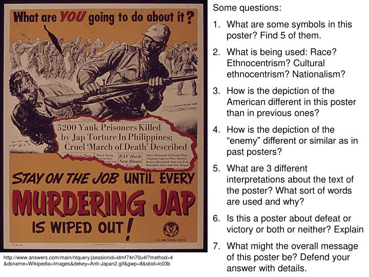 Some questions: