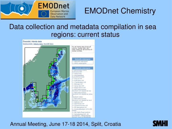 EMODnet Chemistry
