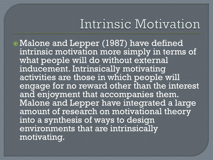 """microsoft motivation theories presentation In a recent strategy meeting we attended with the leaders of a fortune-500 company, the word """"culture"""" came up 27 times in 90 minutes business leaders believe a strong organizational culture."""
