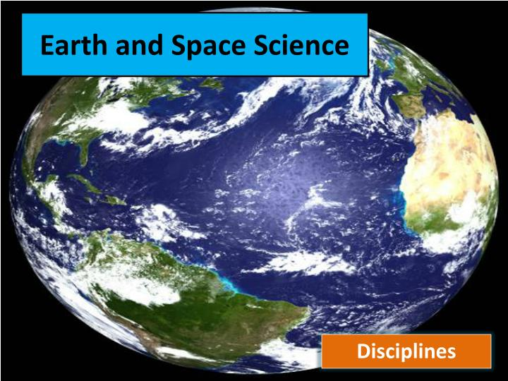 earth and space science - 720×540