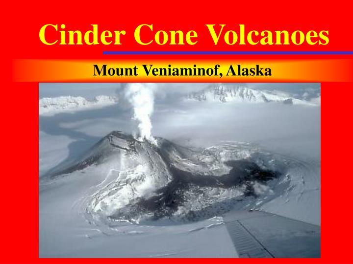 Cinder Cone Volcanoes