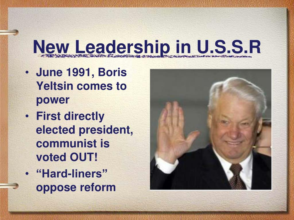 PPT - The Fall of Communism and the U.S.S.R PowerPoint ...