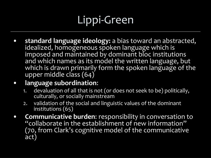 lippi green