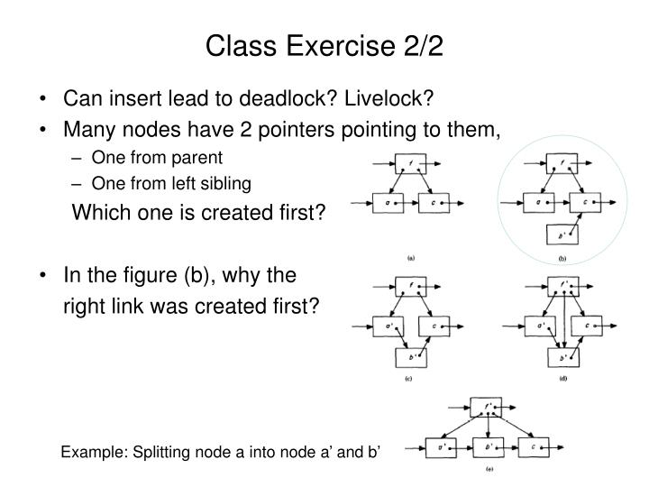 Class Exercise 2/2