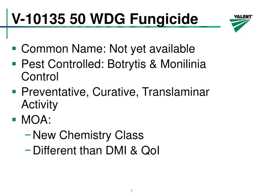 PPT - New Fungicides Update PowerPoint Presentation - ID:2763330