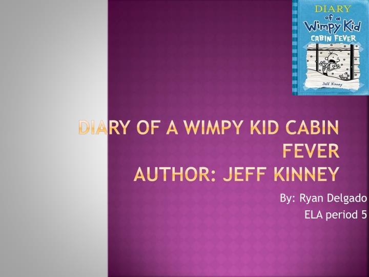 Diary Of A Wimpy Kid Cabin Fever Characters Description