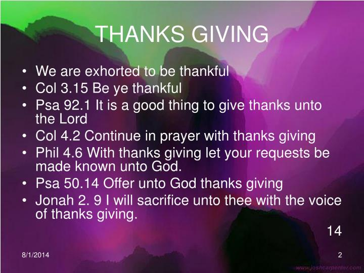 Thanks giving1