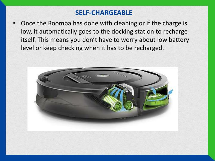 SELF-CHARGEABLE