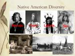 native american diversity