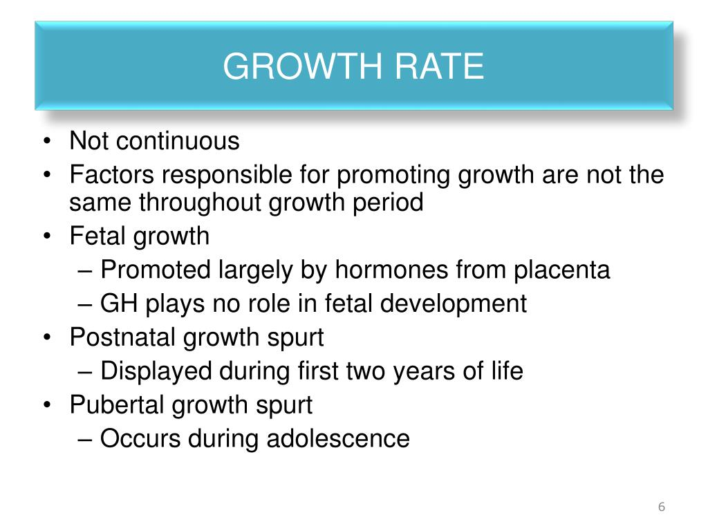PPT - GROWTH HORMONE PowerPoint Presentation - ID:2765002