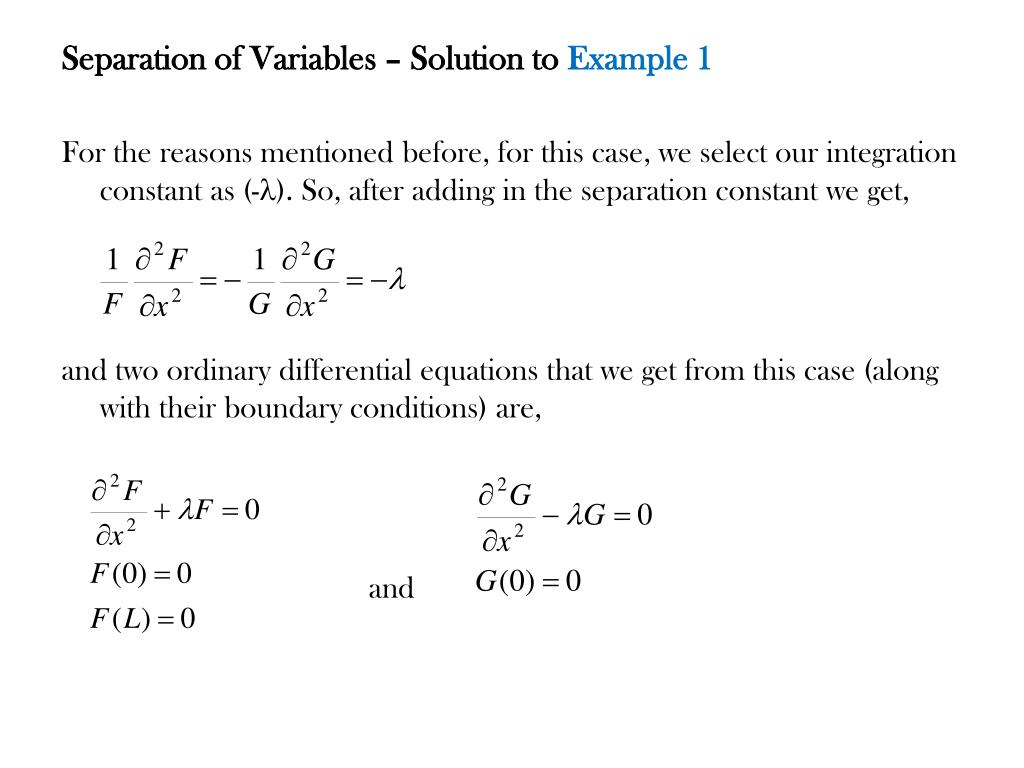 PPT - CHAPTER 20 LAPLACE EQUATION PowerPoint Presentation