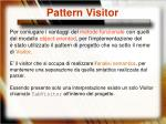 pattern visitor