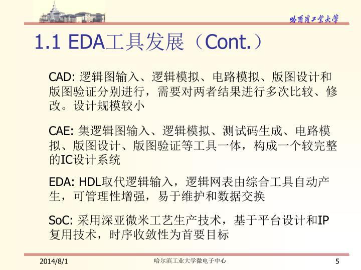 1.1 EDA
