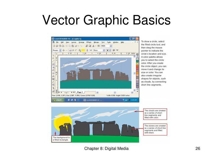 Vector Graphic Basics