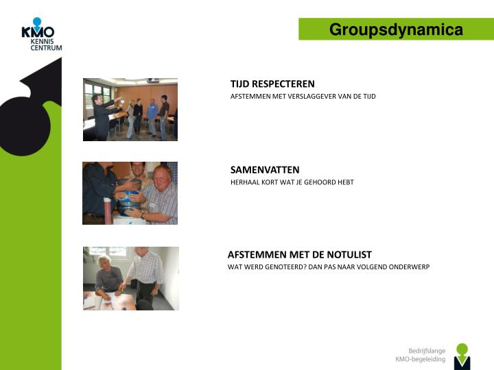 Groupsdynamica