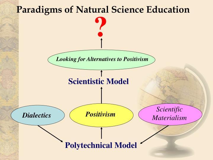 Paradigms of Natural Science Education
