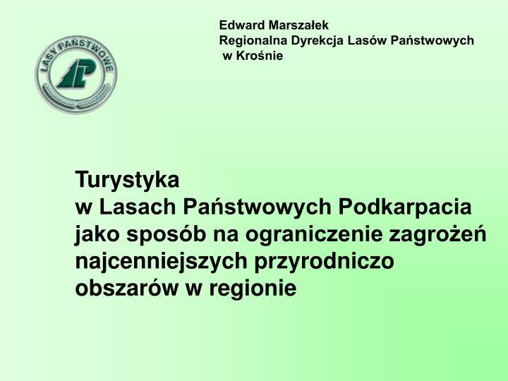 Edward Marszałek
