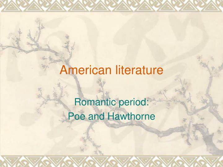 poe and psychoanalytic criticism 32 psychoanalytic literary criticism: in the life and works of edgar allan poe an example showing a psychoanalytic focus on literary characters is.