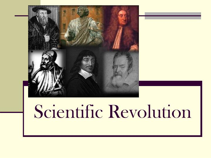 copernicus and the scientific revolution Many believe that the theory and ideas put forward by copernicus started modern astronomy and were the beginning of a scientific revolution copernicus's work 'on the revolutions of celestial spheres' was published shortly before he died in 1543.