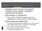 study question 1 what is human resource management2