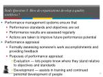 study question 3 how do organizations develop a quality workforce2
