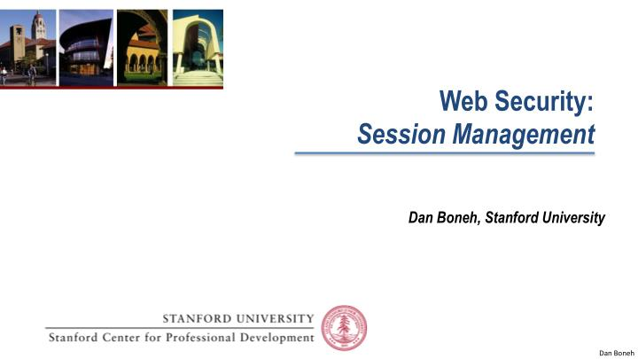web security session management n.
