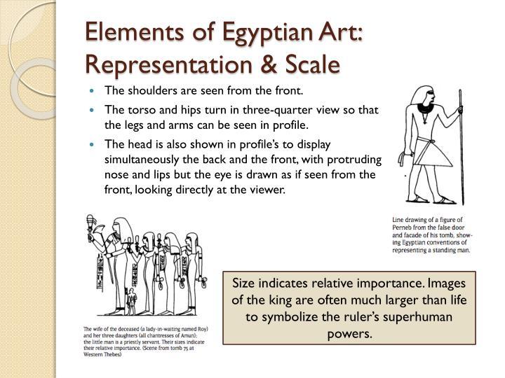 Elements of Egyptian Art: Representation