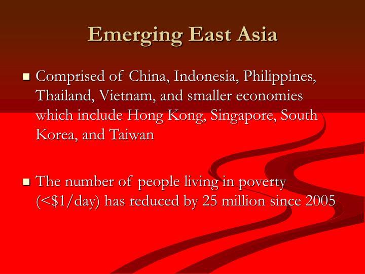 Emerging East Asia