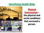 identifying health risks3