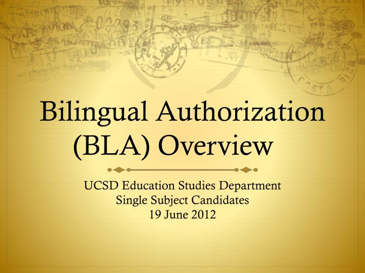 an overview of bilingual education Types of bilingual education programs: transitional bilingual education refers to teaching a course or curriculum in a child's native language to ensure that the dual language immersion bilingual education is a program specifically designed to help non-native english speakers become bilingual.