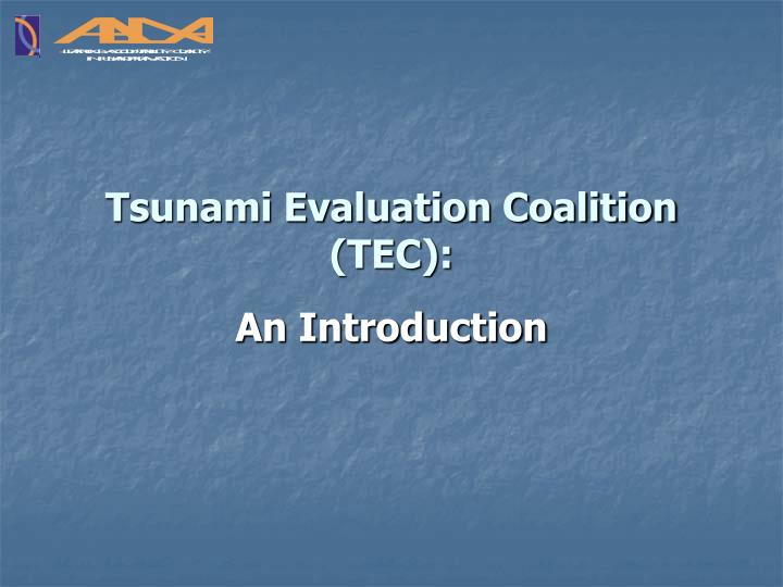 introduction to tsunami With many regions of the world experiencing record droughts and available water becoming more of a concern for many businesses and individuals who own and raise livestock, seeking options and solutions to maintain the health and growth of their animals can be a challenge.