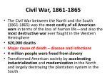 civil war 1861 18651