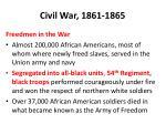 civil war 1861 186515
