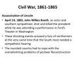 civil war 1861 186519
